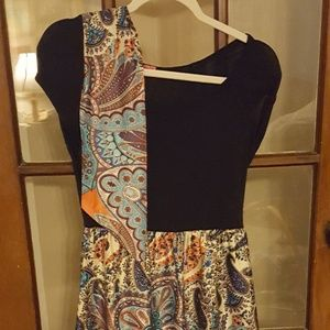 Maternal America Dresses - Maternal America short sleeve Maternity dress